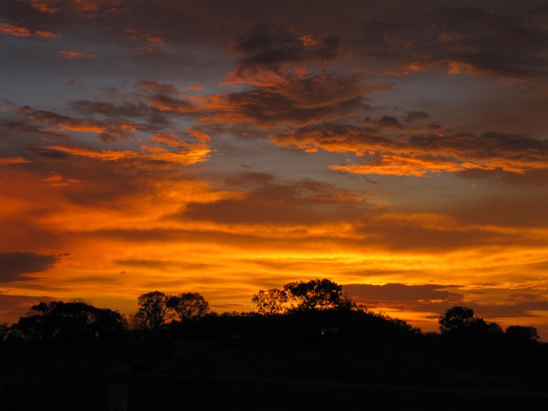 Northern Territory Sunset