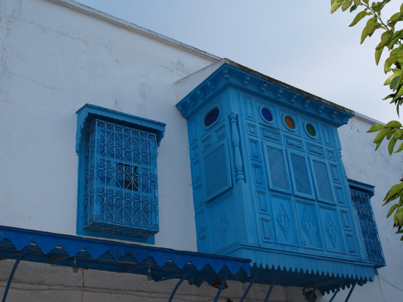 Houses in Sidi Bou Said