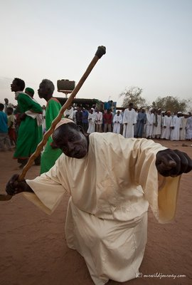 Sufi dervishes, Omdurman