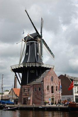 Adrian's Mill, Haarlem