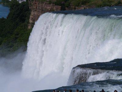 Niagara upclose
