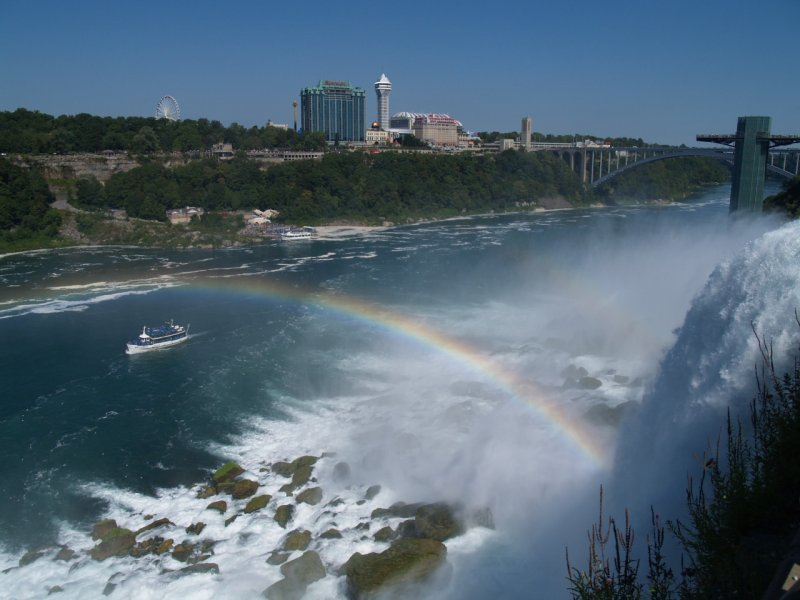 Bows of Niagara