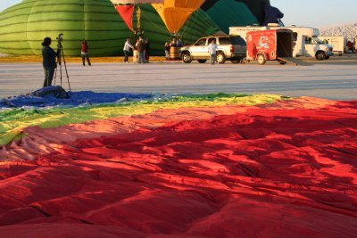 White Sands Balloon Festival