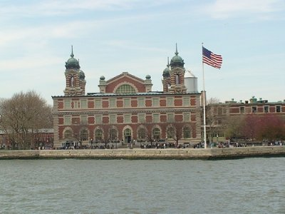 Ellis Island Immigration Facility