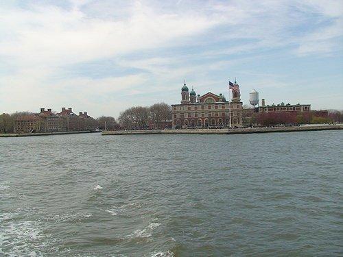 Ellis Island Immigration Facility