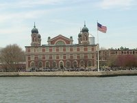 Ellis Island - Immigration Facility