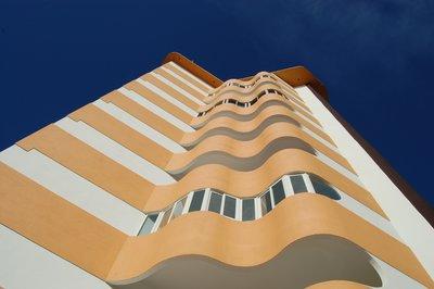 Portugal - yellow balconies