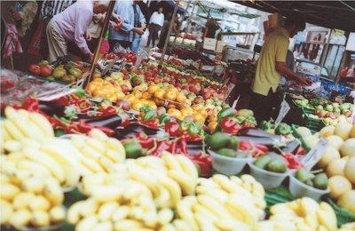 Chelsea outdoor food market