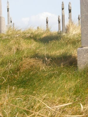 Cemetary in Killeany