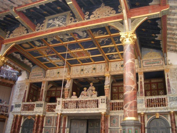 Shakespeare's Globe Theatre, London