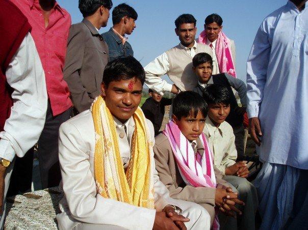 Wedding just outside Delhi