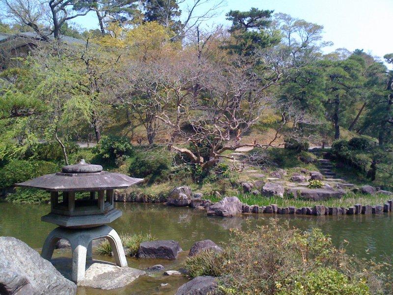 Temple Gardens, Springtime