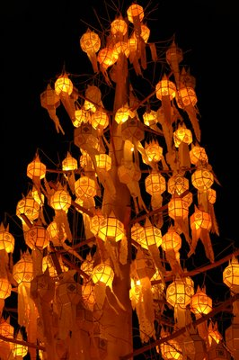 Chaing Mai lanterns