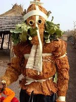 Forest Spirit, Oubadji, Senegal