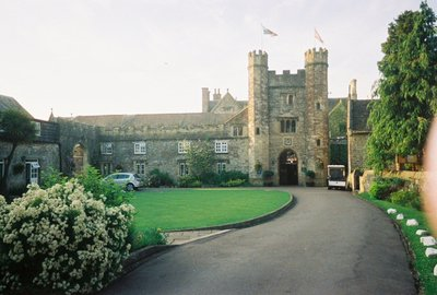 Marriott in Chepstow, Wales