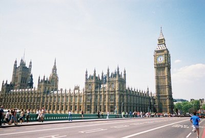 Houses of Parliament - England