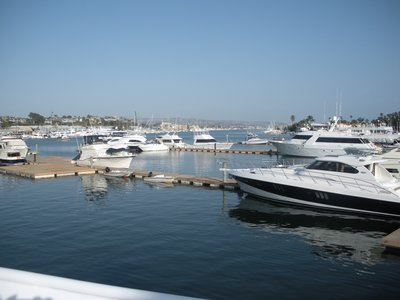 Newport Harbor, Newport Beach, California