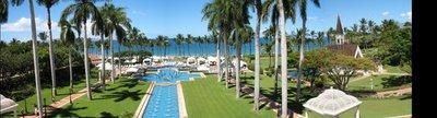 Maui Pool Panorama