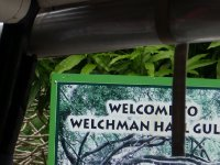 Tour of Welchman Gully