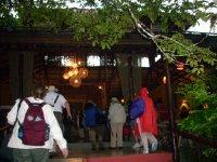 Lobby of Eco-lodge