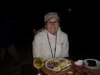 Joan at Eco-lodge