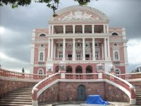 Opera House in Manaus