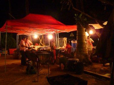 731 Food Stall