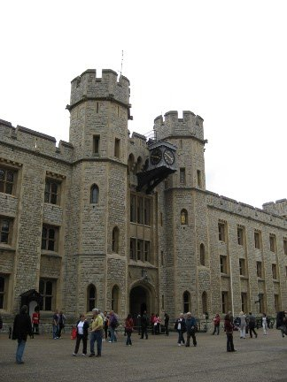 Tower of London Royal Jewels