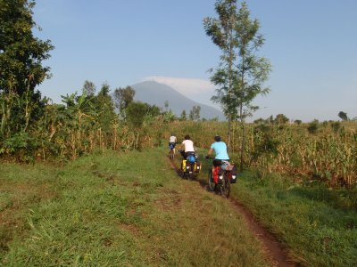 The path to Lake Bureya