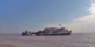 Ferry - Lake Tana