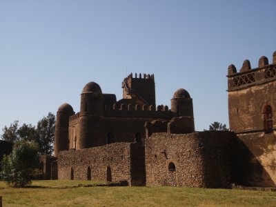 palace - Gondar