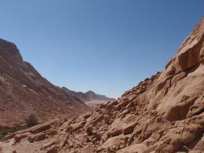 Scenic Sinai