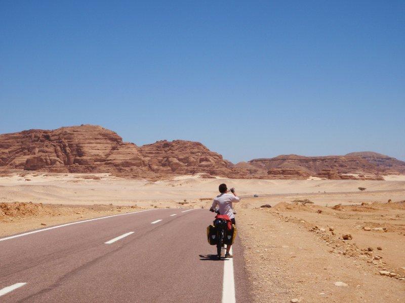 Cycling Sinai