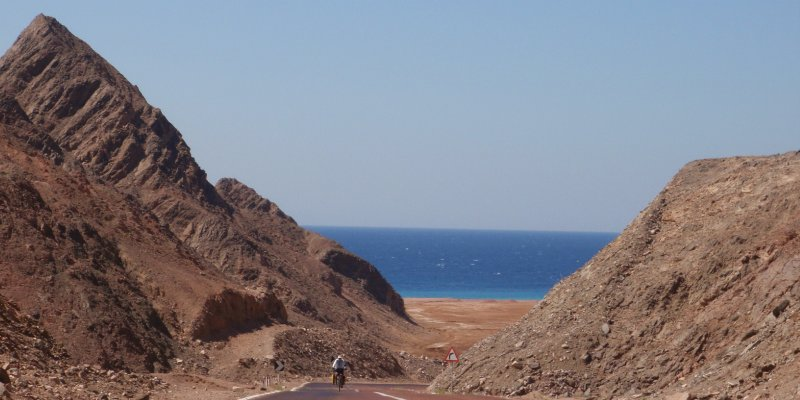 Red sea coast