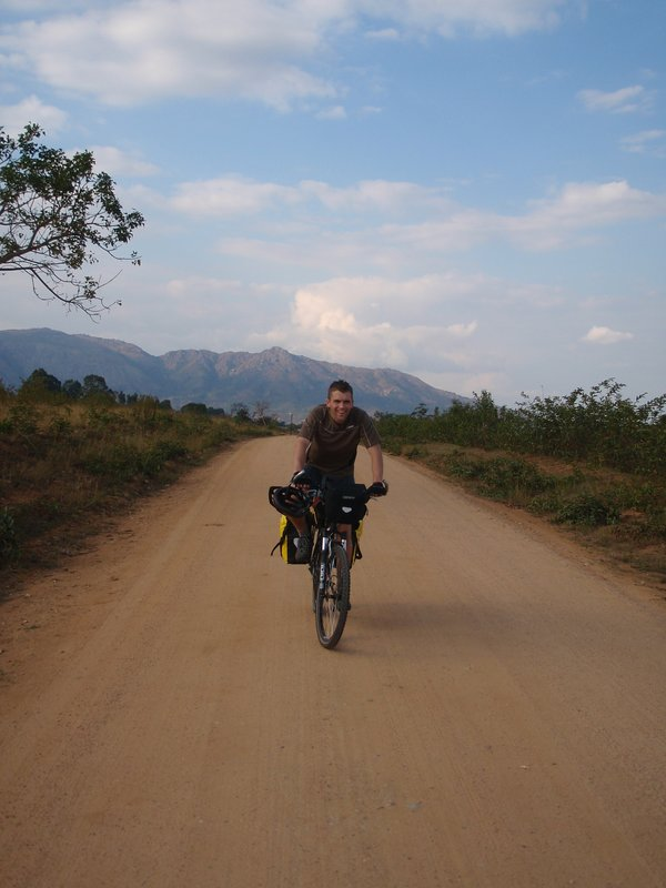 Approaching Mlilwane Nature Reserve