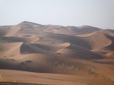 Shaybah Dunes