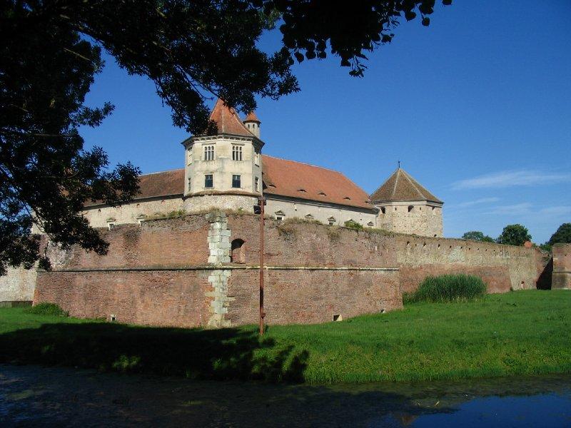 Château fortifié