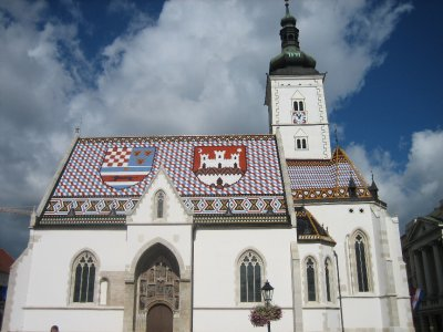 St. Mark's Church (14th c.)