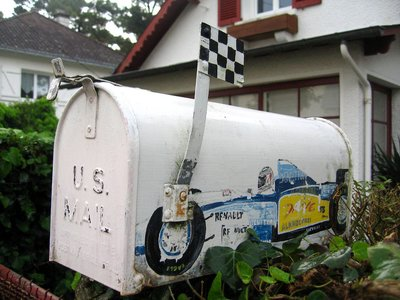 La Baule Mailbox, by lil_lil
