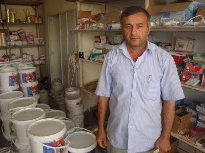 Mikayil Heydarov, Azerbaijan  Photo Courtesy of Kiva.org