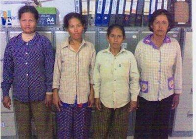 Pel Lys Group, Cambodia.  Photo Courtesy of Kiva.org