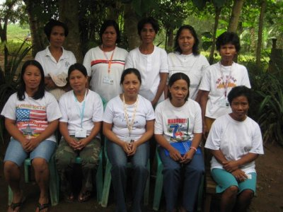 Rezel Paderas Group,  Photo Courtesy of Kiva.org