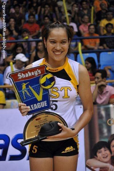 Mary Jean Balse the MVP