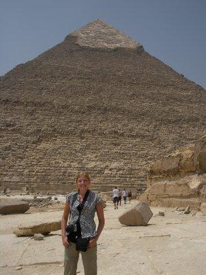 Touring the Pyramids