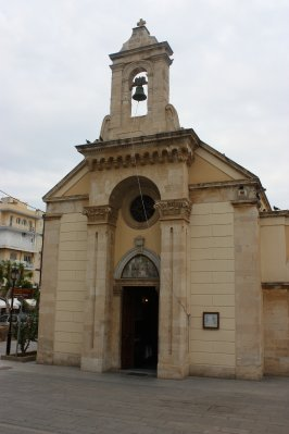 Church in Iraklion, Crete
