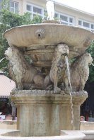 Fountain Square, Iraklion, Crete