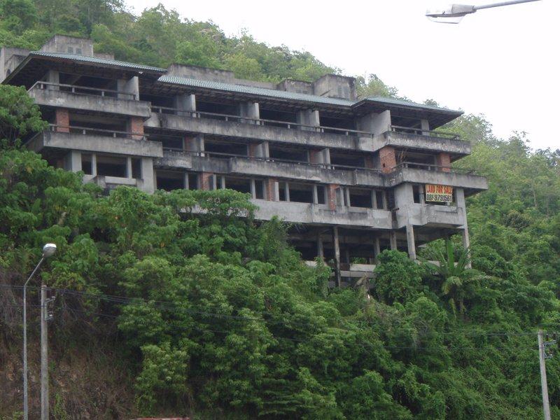 Hills of Phuket