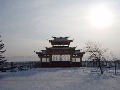 Ivolginsky Datsan