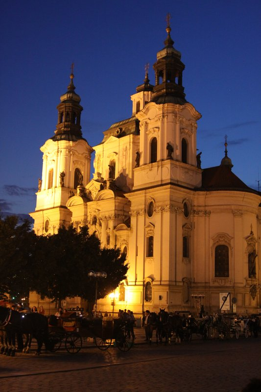 St. Nicholas on the Square