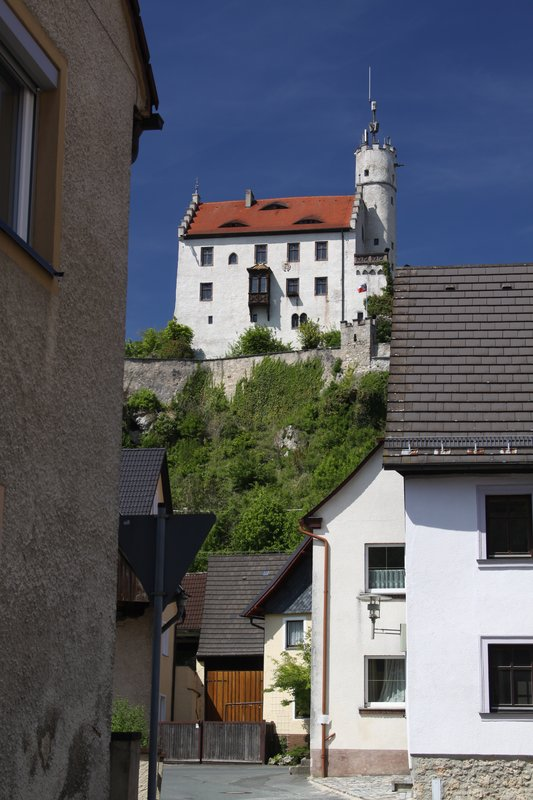 A View to the Castle